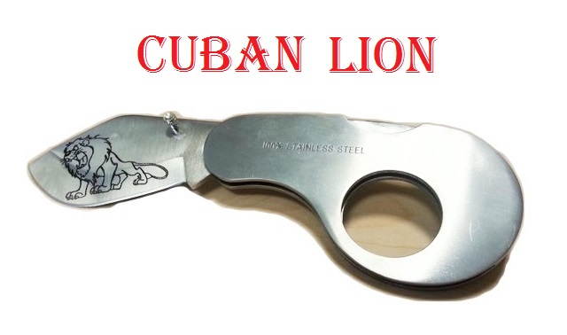 Coltello serramanico cuban lion .